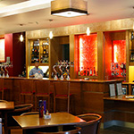 Bar © Jurys Inn Sheffield