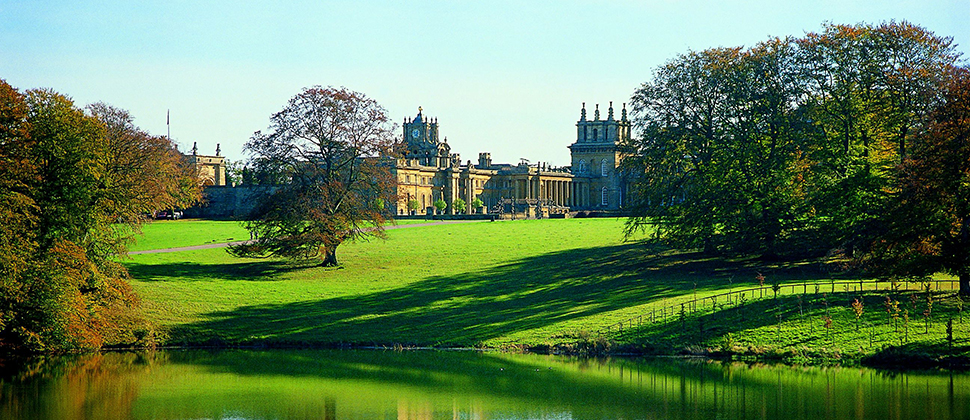 Opernreise Garsington (c) www.visitbritainimages.com - Courtesy of Blenheim Palace
