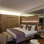 Crowne Plaza - Juniorsuite © Crowne Plaza Hotel Salzburg - The Pitter