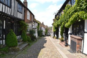 Mermaid Inn, Rye, East Sussex, England