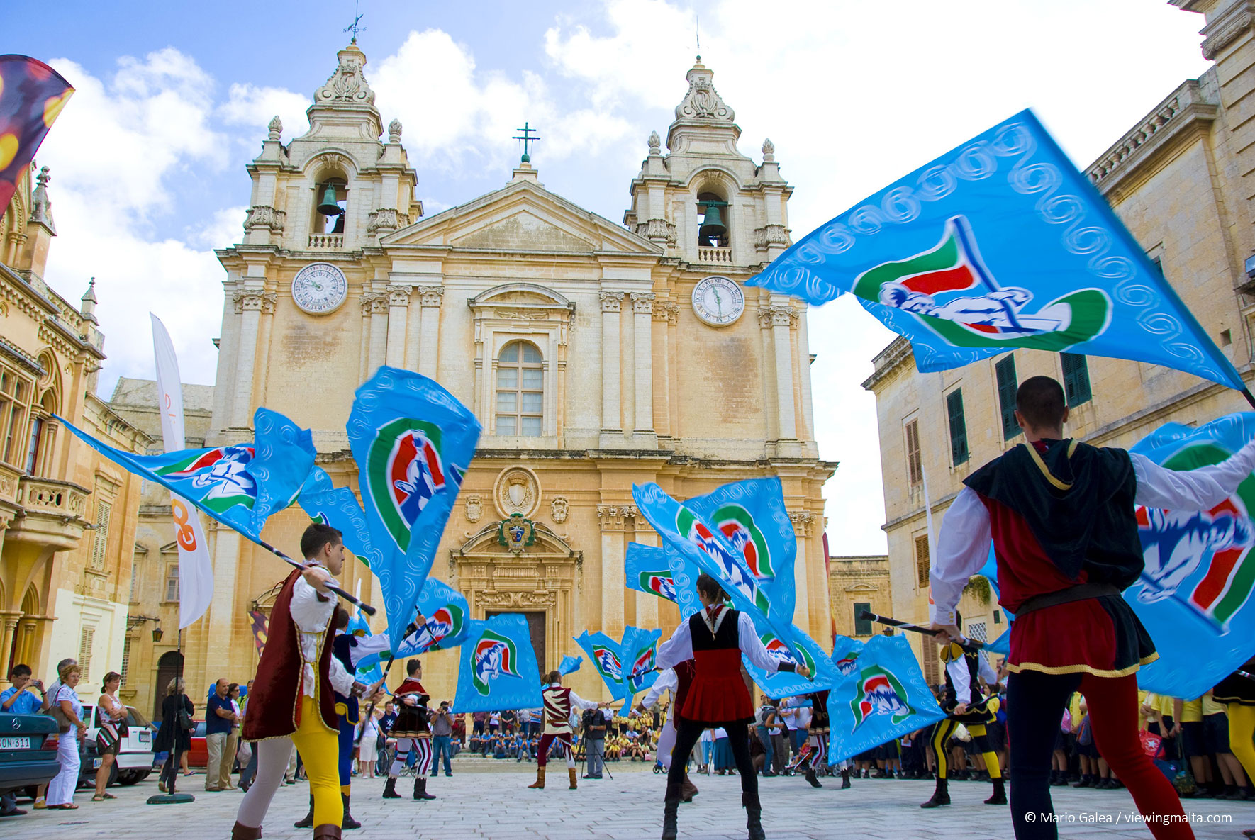 Flag_Wavers__Gozo(c)viewingmalta_Mario-Galea