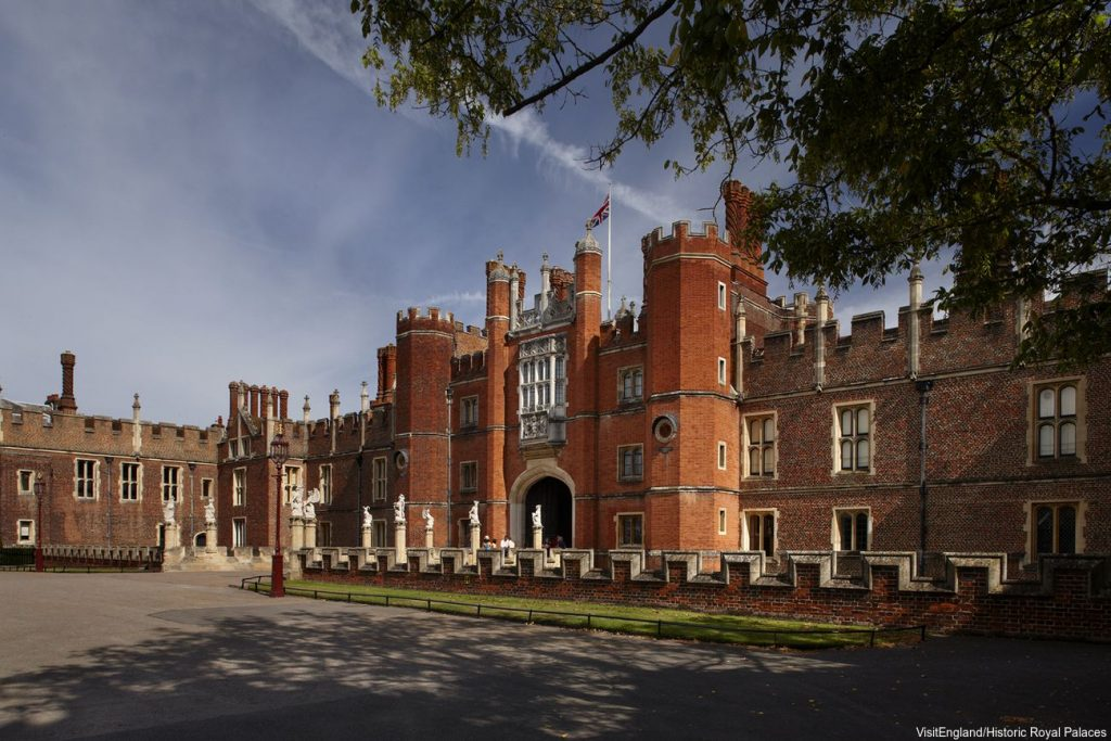 Hampton Court Palace, Richmond