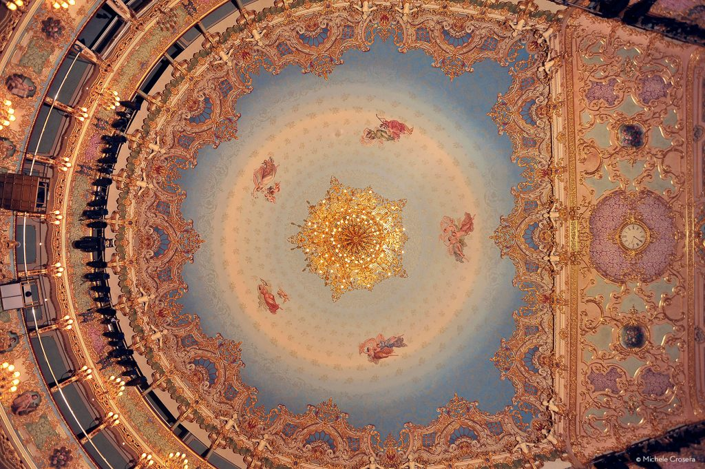La-Fenice-soffitto---Michele-Crosera