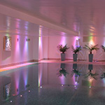 Pool © Mercure Bristol Holland House Hotel and Spa