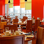 Restaurant © Jurys Inn Sheffield