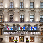 Aussenansicht (c) The Ritz-Carlton Wien